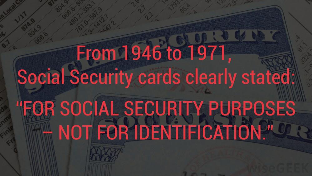 user social security