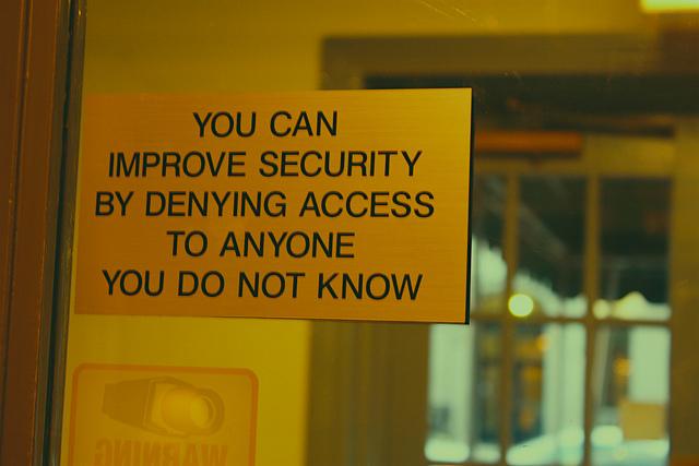 improve security access
