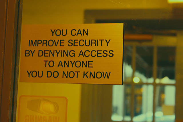 improve security access