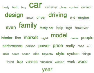 Mazda 6 Discussion Topics
