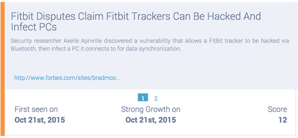 fitbit responds to hacking claims