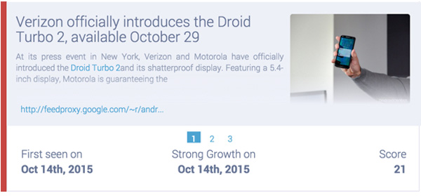 verizon official launch announcement of droid turbo 2