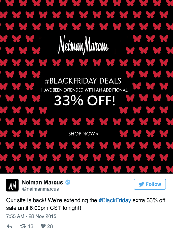 Neiman Marcus Black Friday Deals