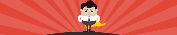 influencer business superhero