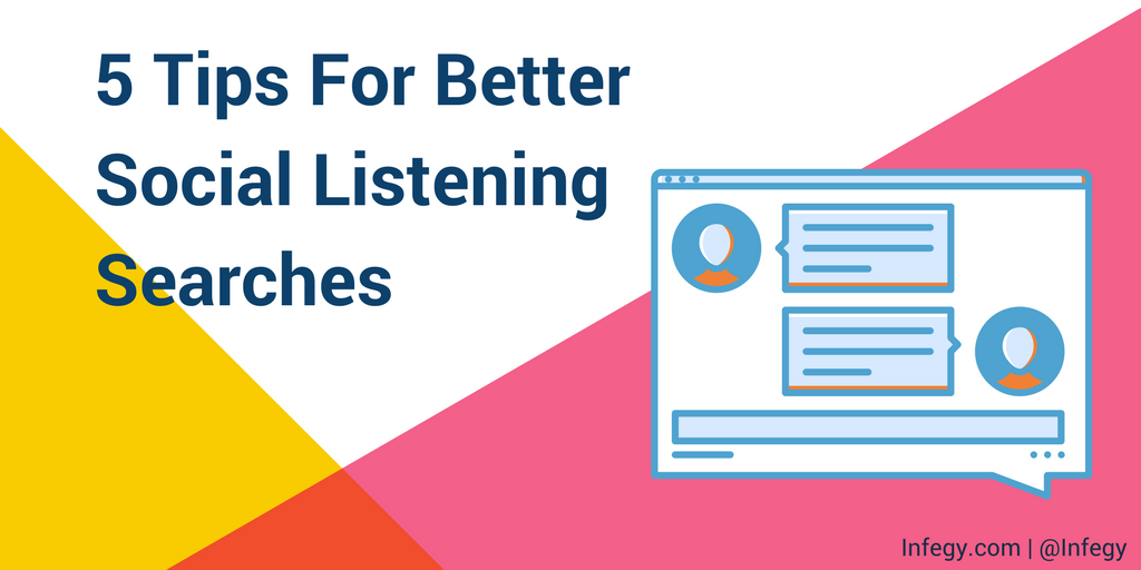 5 Tips for Easy Social Listening TITLE