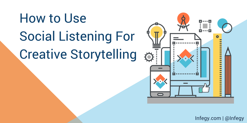 How to Use Social Listening For Creative Storytelling TITLE