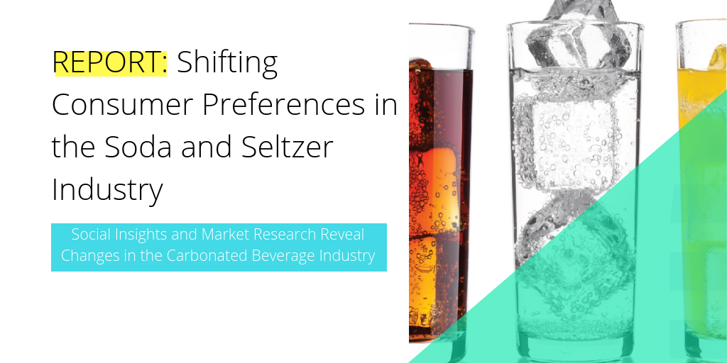 Shifting Consumer Preferences in Carbonated Beverage Industry TITLE