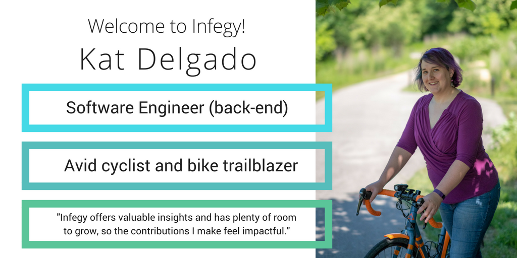 Welcome to Infegy, Kat Delgado TITLE