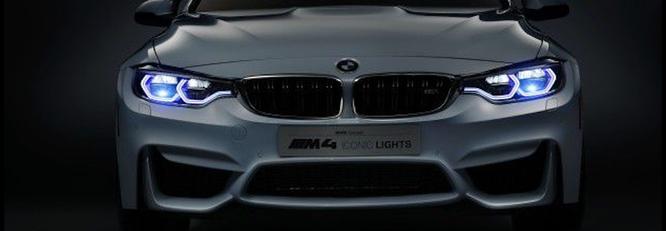 bmw headlamp picture