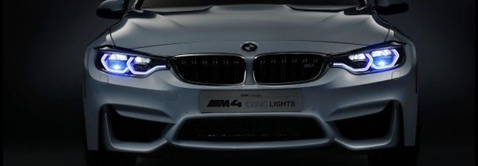 bmw headlamp picture