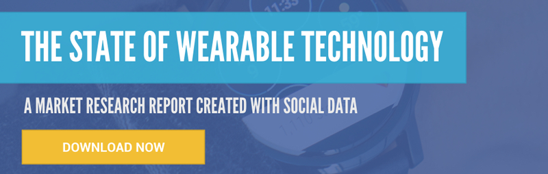 Consumer insights for the wearable technology industry